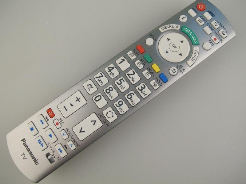 panasonic tv controller. product description. panasonic genuine remote tv controller